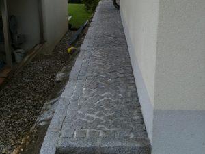 Pflasterverlag: gepflasterte Wege, Zufahrten, Gartenumrandungen uvm.