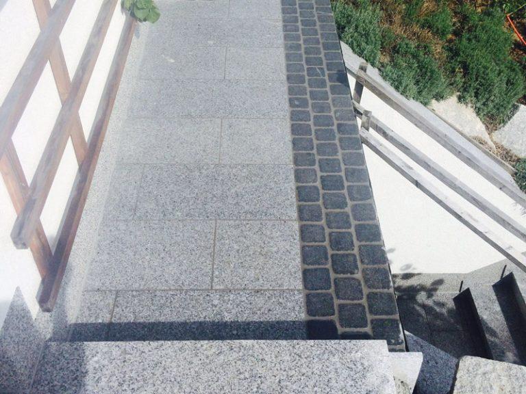 Pflasterverlag - individuelle Steindesign vom oberösterreichischen Pflastermeister