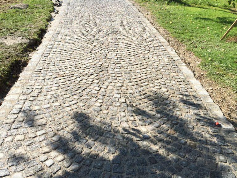 Pflasterverlag - Verlegung von Kleinpflastersteinen in Linz-Land