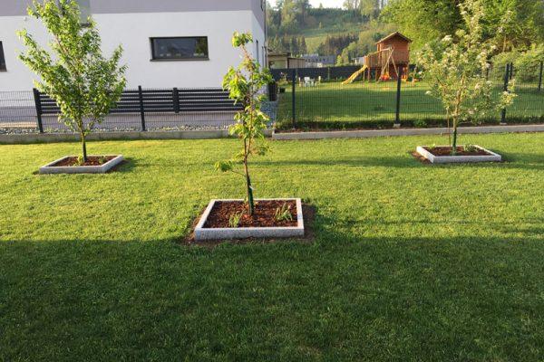 Pflasterverlag - Gartenumrandungen und Gartenbegrenzung mit Naturstein